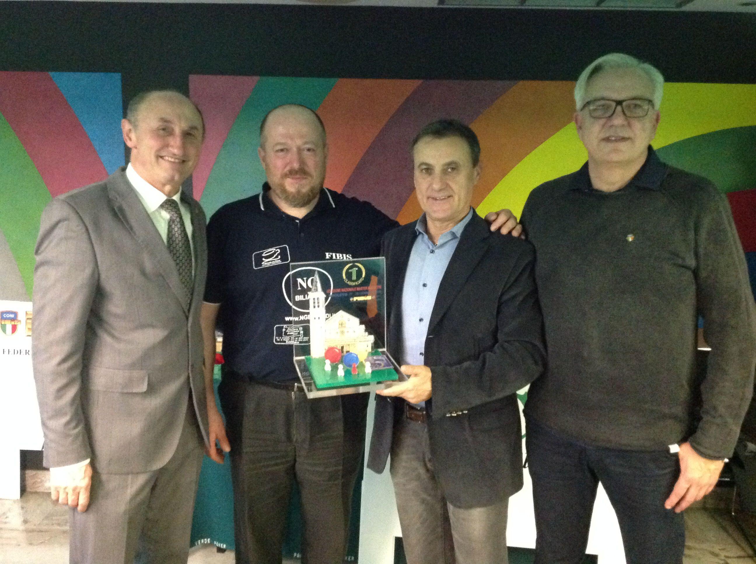 De Cesari, Gardini, Tonelli e Mazzetti