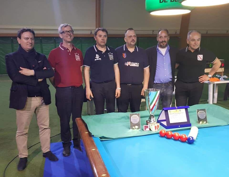 Stefano Gibertoni , Minguzzi, Beffa, Mecozzi, Marco  Costantini, Collinelli