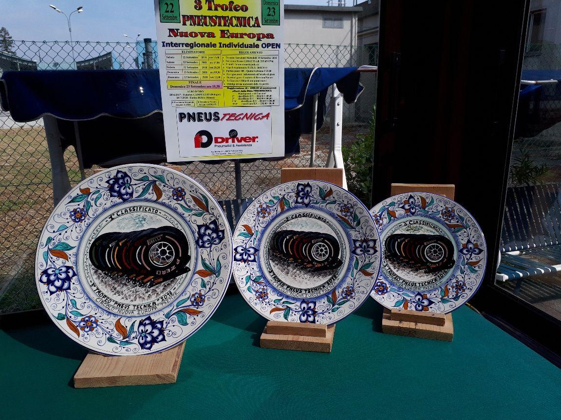 Premi in ceramica di Faenza