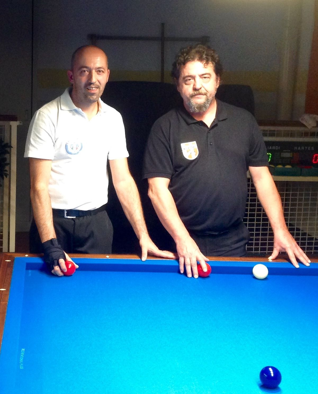 Riccardo Scali e Marco Merloni