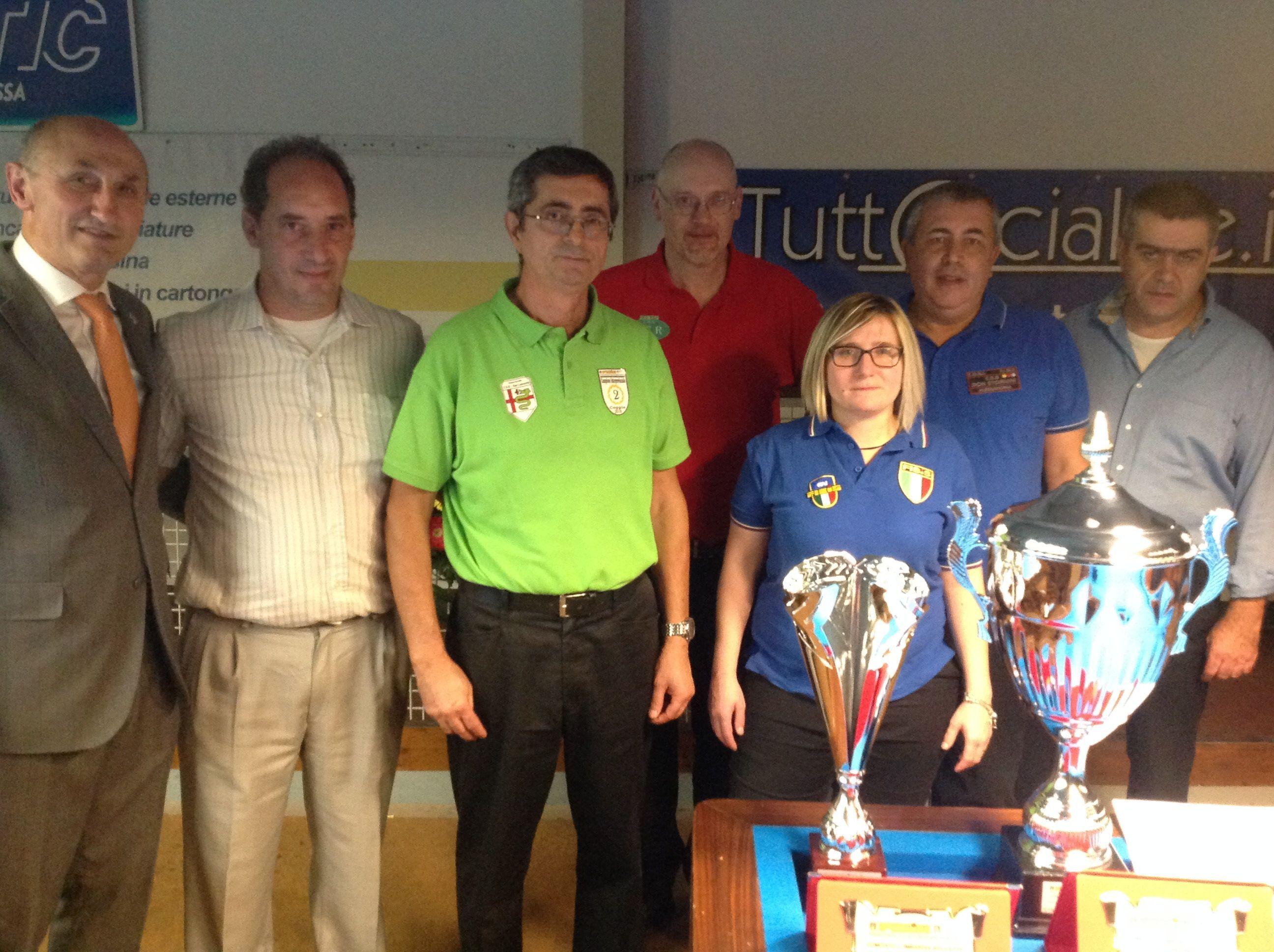 Finalisti gara terza categoria