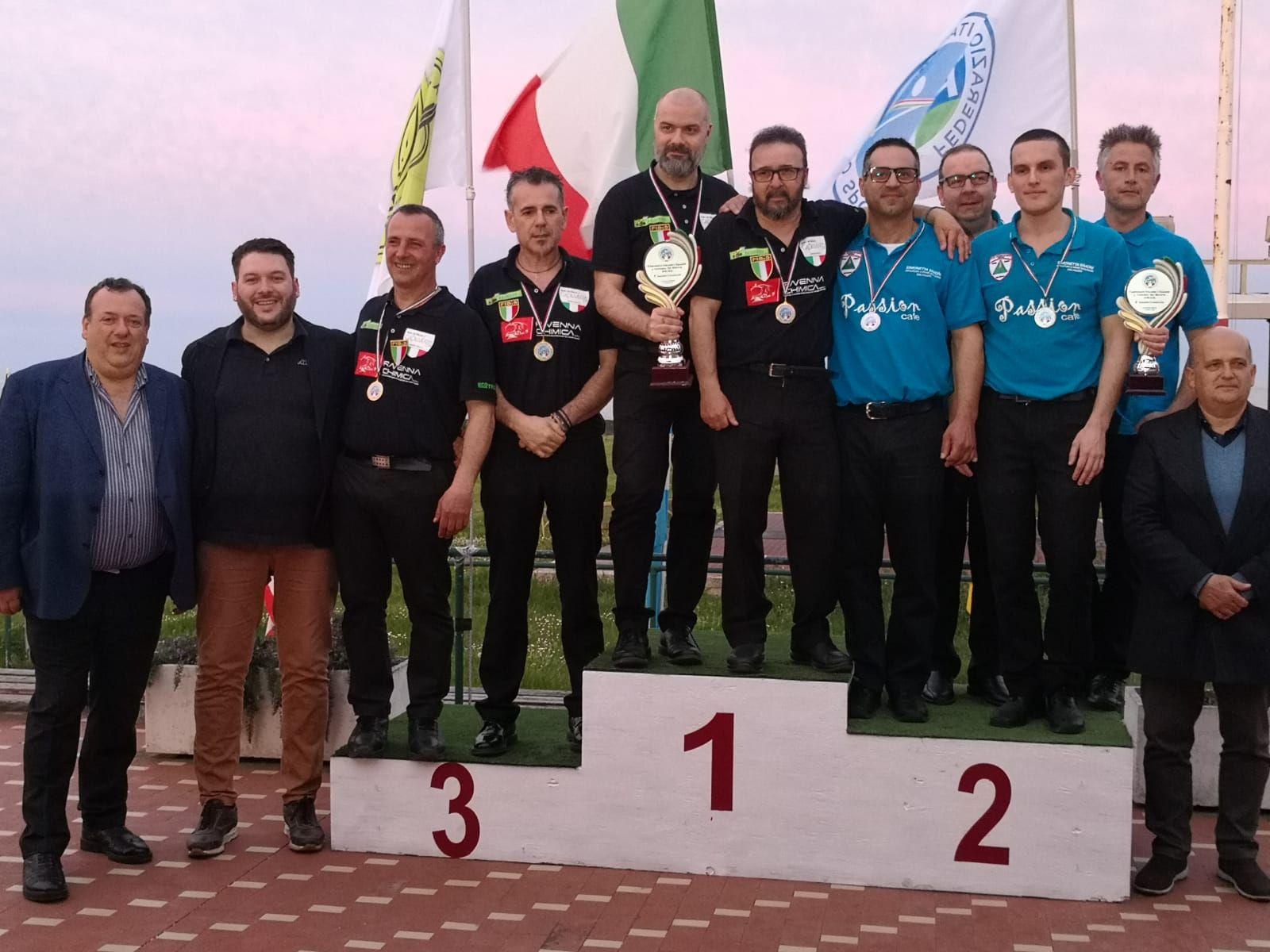 Finalisti campionati italiani di terza categoria