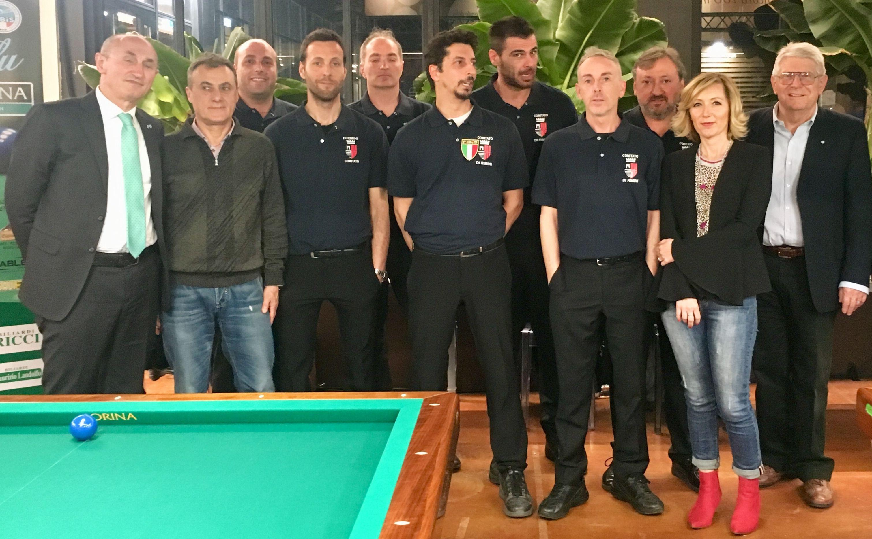 Rimini campione