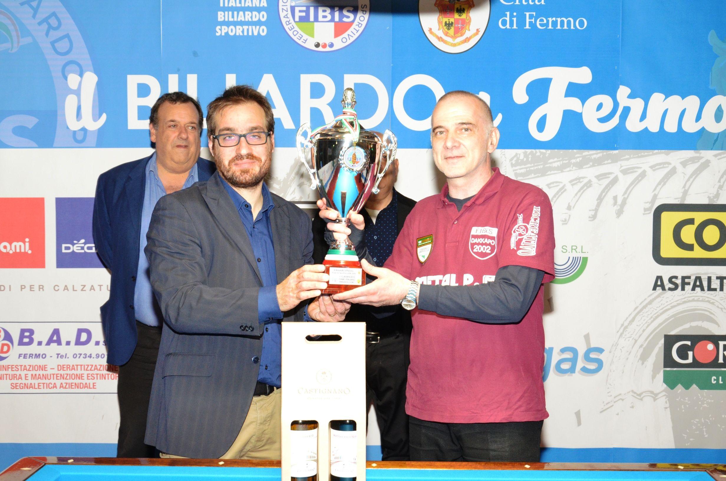 Il Campione Italiano Fontana Paolo RE (1)