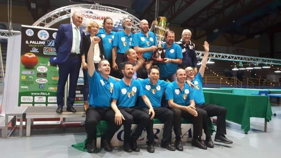 Castelferro Campione d'Italia CSB
