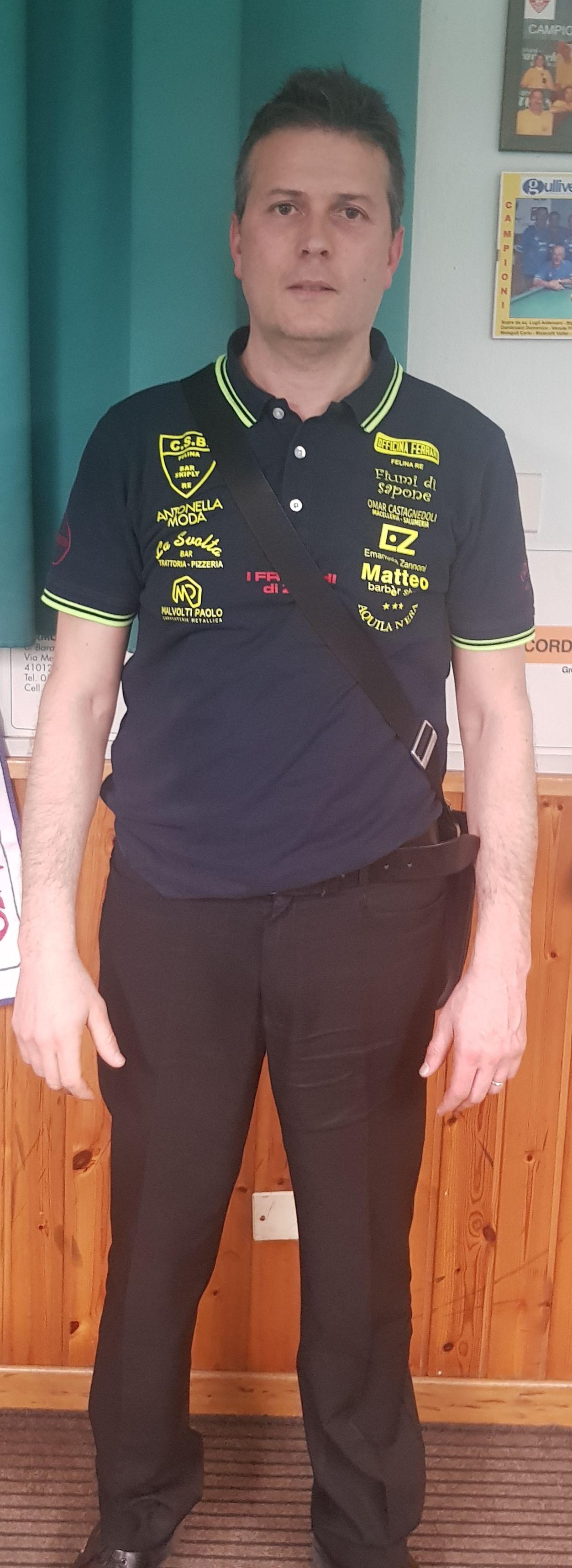Fabio Arleoni 5^ class.