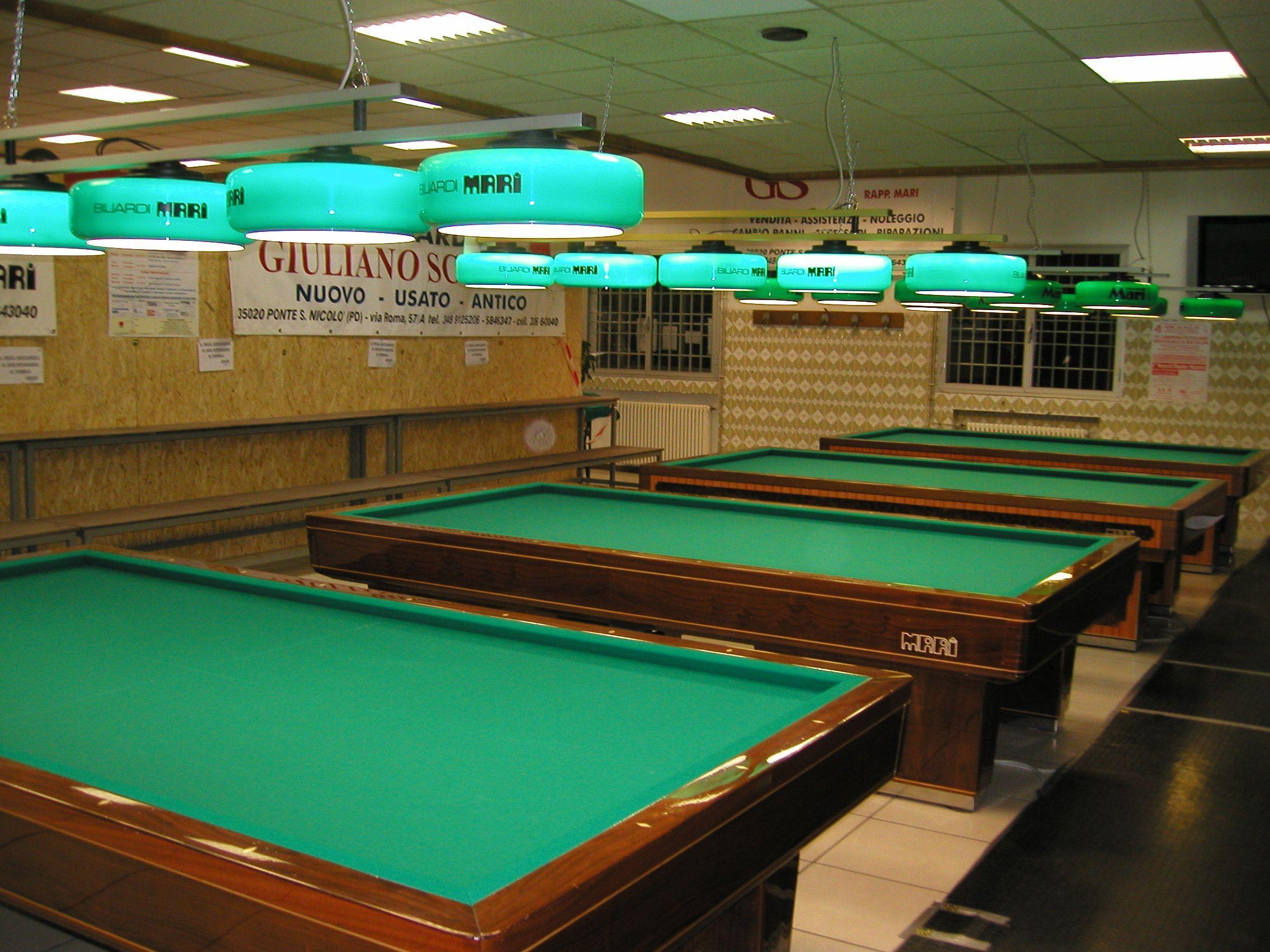 Sala Da Biliardo Roma : Accessori sala biliardo sports in vendita a roma