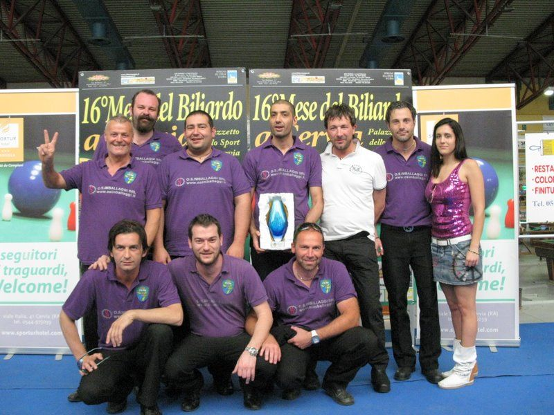 Il Filon 2° classificato  provinciale serie A (RN)