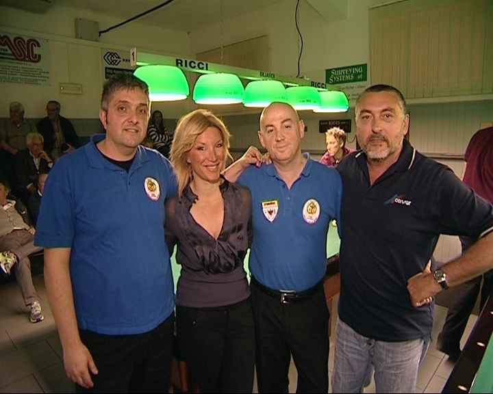 Alberto Berti, Gabry Testa, Fabrizio Benedetti, Roberto Guerrini . Quartetto Cera, li ho visti!