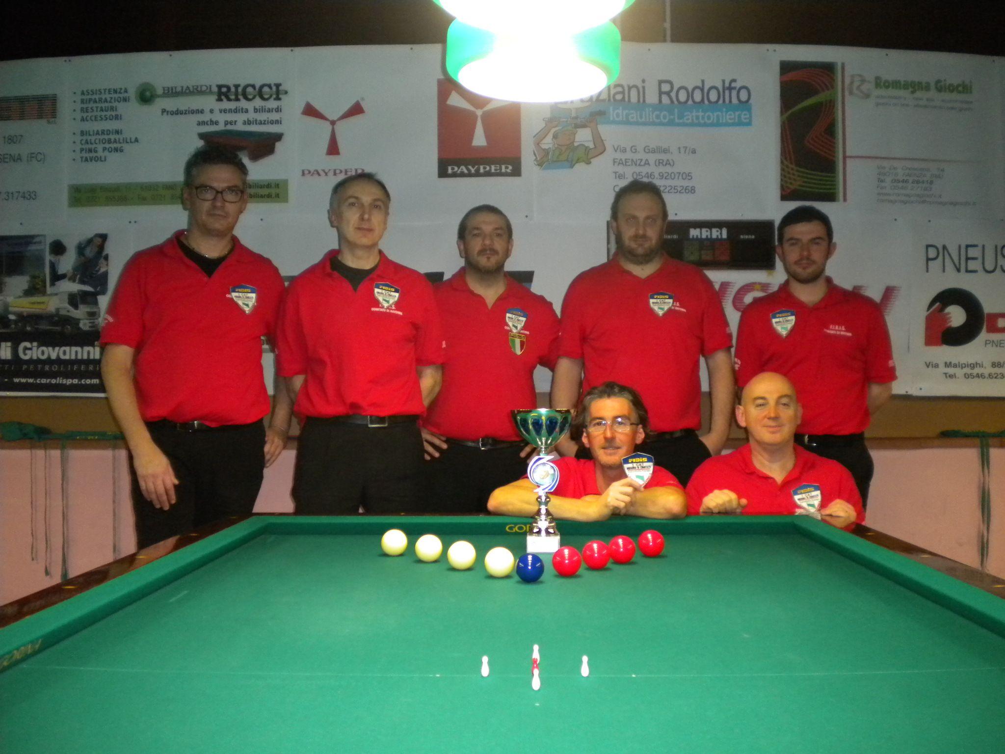 Faenza:Finale Campionato Regionale di Comitato 1^ categoria