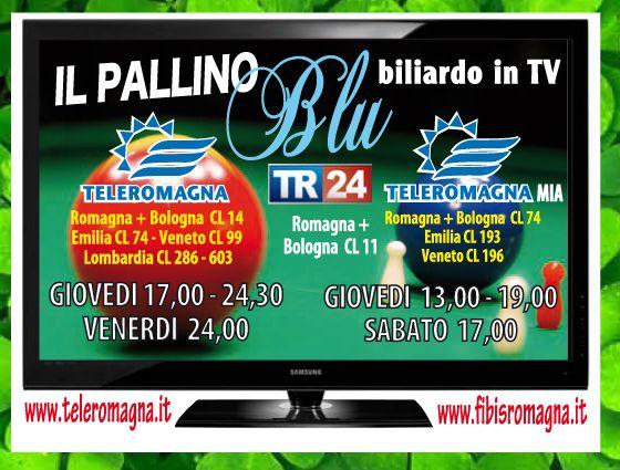Pallino blu 2017 2018