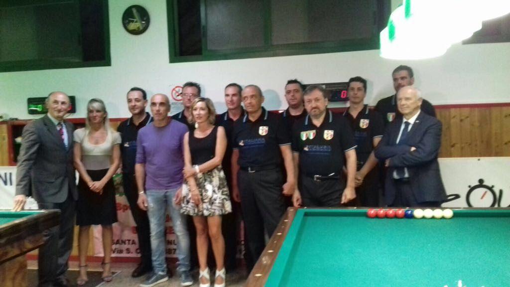 Bussecchio Forlì - Squadra Campione Regionale 2016-2017