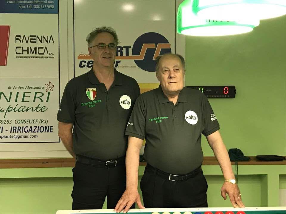 Corbetta e Ugolini  2° Class