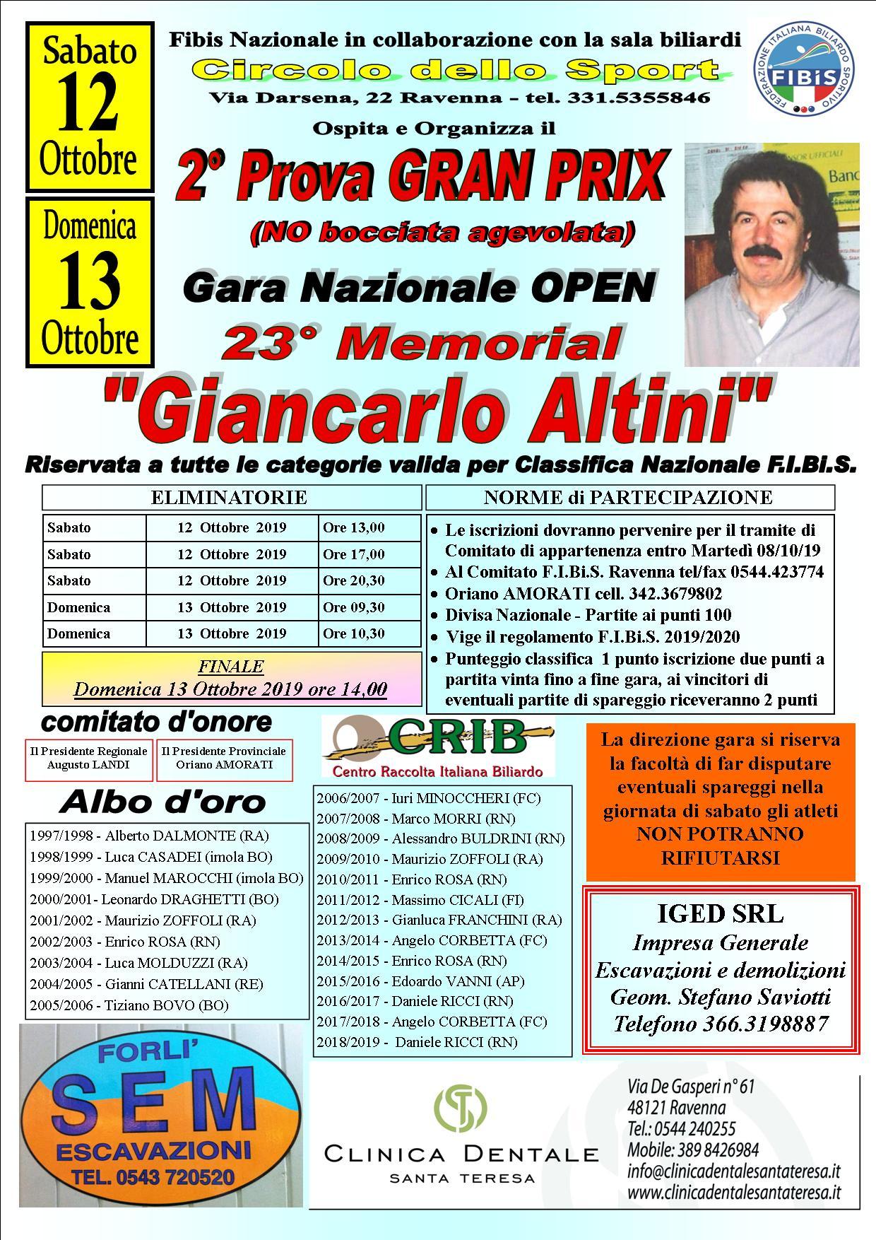 Memorial Altini