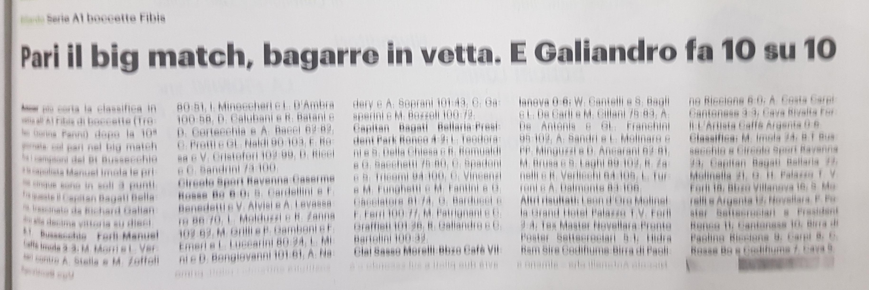 Carlino Romagna Sport
