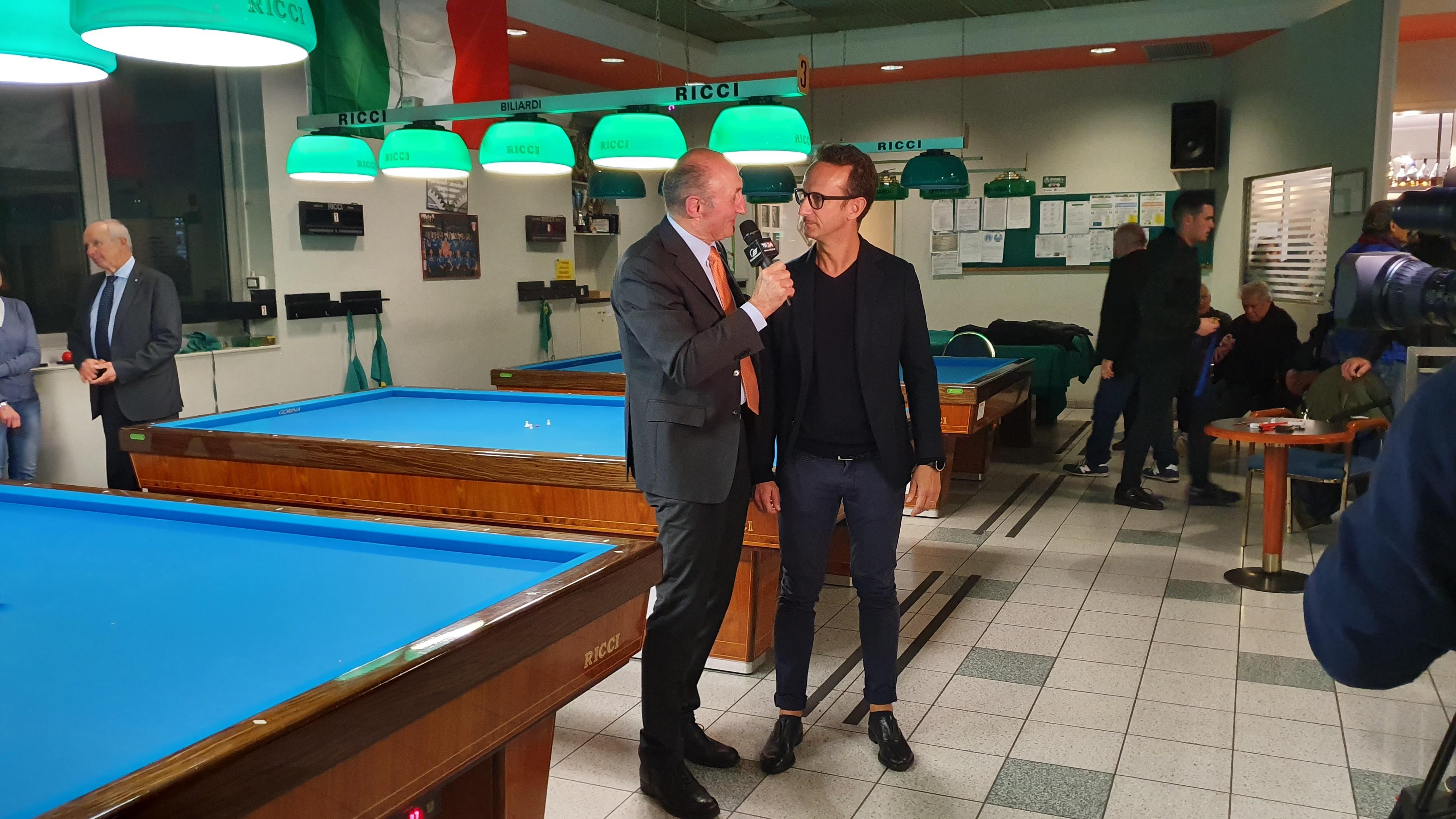 Intervista al consigliere comunale Albert Bentivogli